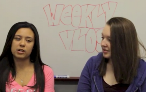 Ally and Lexy talk about Captain America and Spring break in this week's vlog