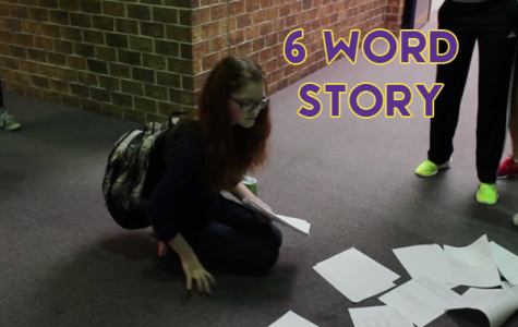 "6 Word Video Story: ""Words Will Hurt, Friends Will Heal"""