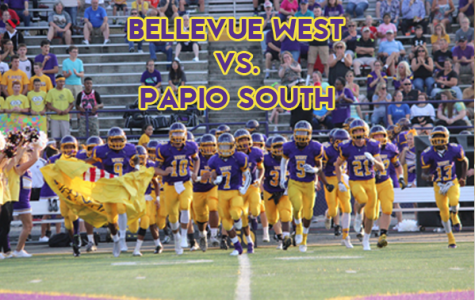 Football Stat Sheet: Bellevue West vs. Papio South
