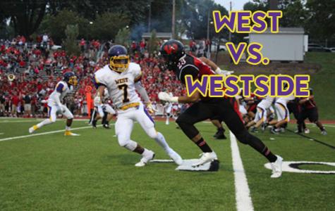Football Stat Sheet: Bellevue West vs. Westside