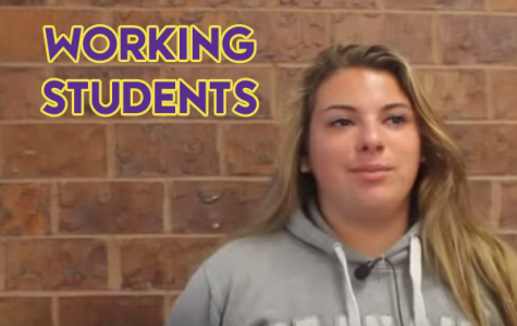 Video: Students find different ways to juggle school, family and work
