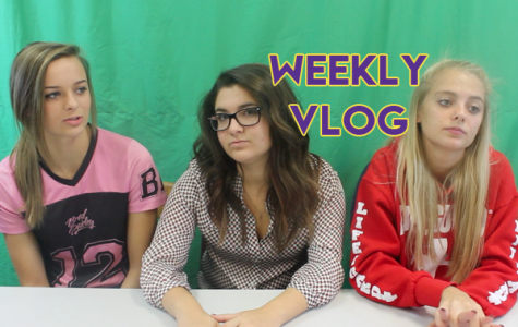 Video: HBD Vlog S1:E1: Jerri Brim, Samantha Herall and Alli DeJohn talk about spirit week.
