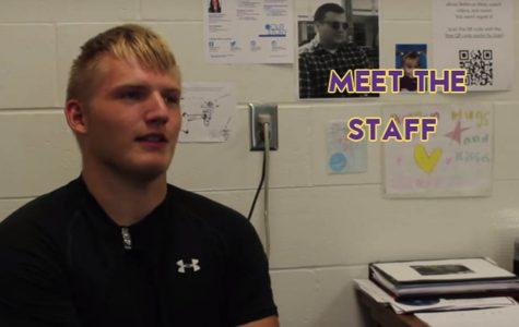 Thunderbeat Close Up: S1:E9: Meet the Staff, AJ Forbes