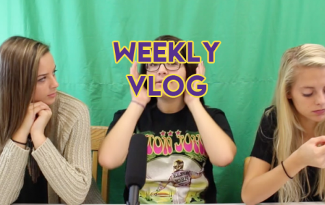 Video: HBD Vlog S1:E4: Jerri Brim, Samantha Herall, and Alli Dejohn talk about football and Ms. Rowse's book.