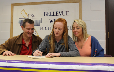 Dubas signs with Belmont Abbey College