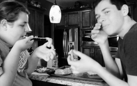Video: Sassy Cookin' S1:E3: Katie Ryckman and Jacob Blaha cook some Thanksgiving treats