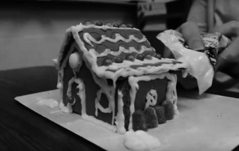 Video: Sassy Cookin' S1:E4: The video yearbook staff competes in a gingerbread house building competition