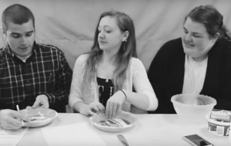 Video: Sassy Cooking S1:E8: Katie, Jenna and special guest math teacher Jacob Eitzen make pies for spring
