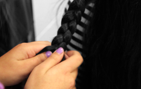 Level up your hair game with this homecoming hair tutorial