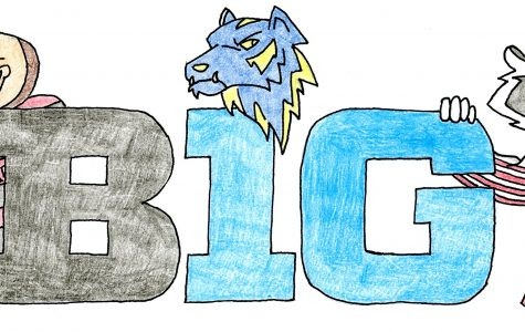 Battle for the Big Ten: The Thunderbeat sports section weighs in