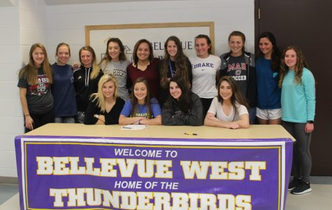 Cook signs with University of Nebraska-Kearney to play soccer