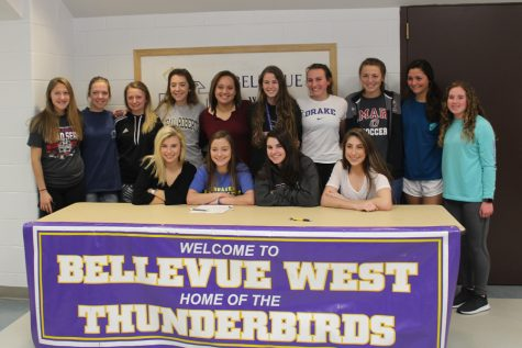 Cook signs with University of Nebraska-Kearney to play soccer