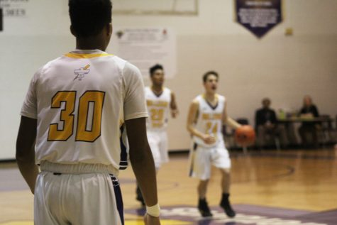 Boy's basketball upsets lead to triumph