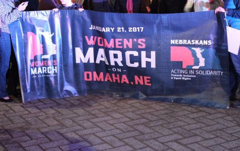 Women's March encourages empowerment in Omaha