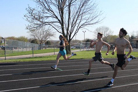 New season, new opportunities: Track and Field athletes welcome new distance coach