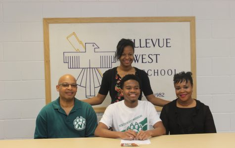 Senior Signing: Harkey signs with Northwest Missouri State University