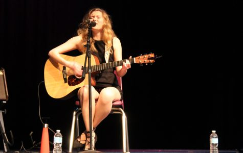 Student songwriters showcase abilities