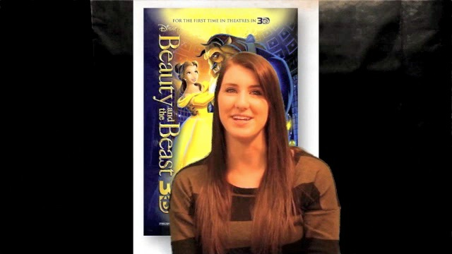 Movie of the Month: Beauty and the Beast 3D