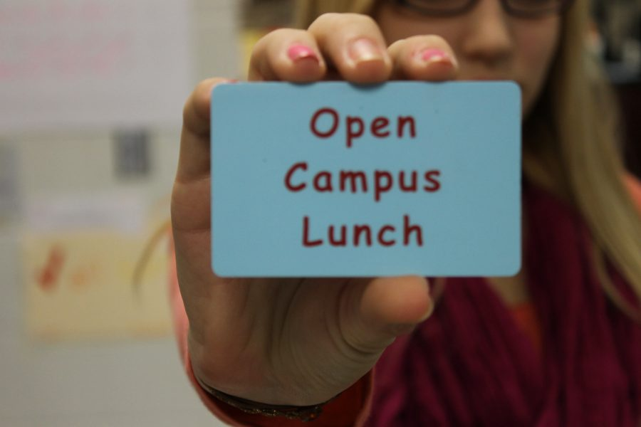 Open Campus Lunch