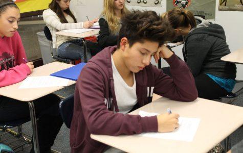 Spain foreign exchange student Nick Munoz appreciates Bellevue's school system