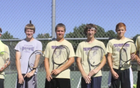 Boys tennis gets ready for another season