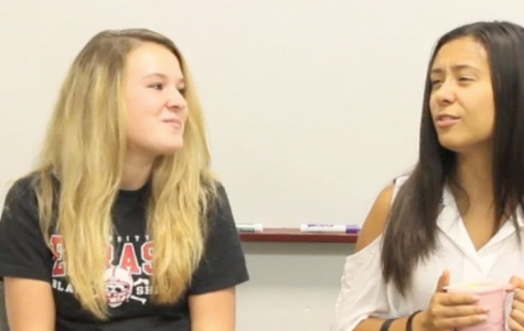Ally Rance and Erin Chance talk about One Direction and their homecoming plans in this weeks vlog