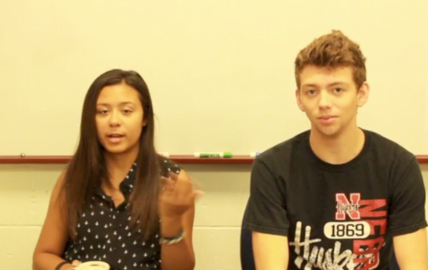 Michael and Ally talk about their homecoming plans in this week's vlog