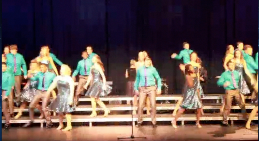 West students perform at concert