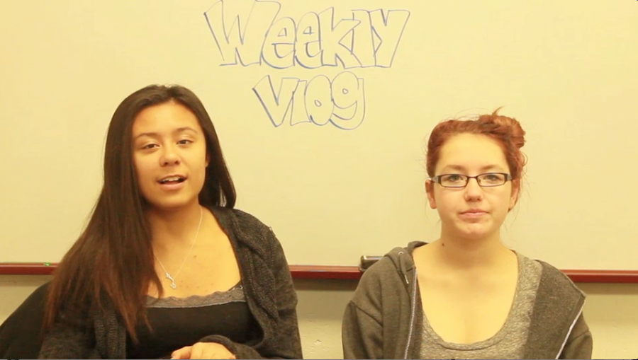 Ally and Sam talk about current events around the world in this week's vlog