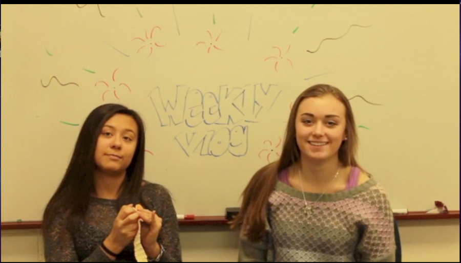 Ally and Morgan talk about the East vs. West game and hair ties in this week's vlog
