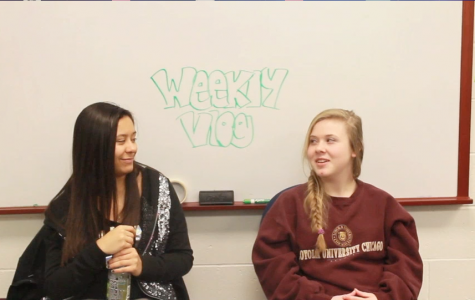 Ally and Sidney talk about recent illness and Flappy Bird in this week's vlog