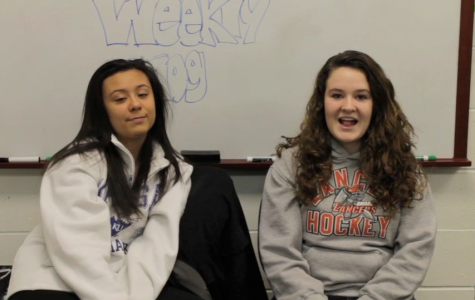 Ally and Erin catch up in this week's vlog