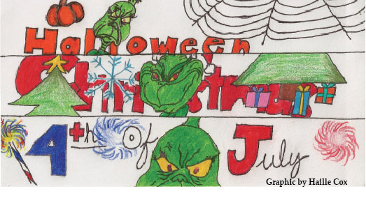 From grumpy grinches to joyful souls: be grateful year-round