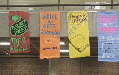 NEST club rallies students with Kindness Week