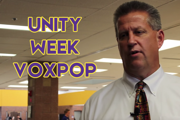 Video Vox Pop: What does Unity Week mean to you?