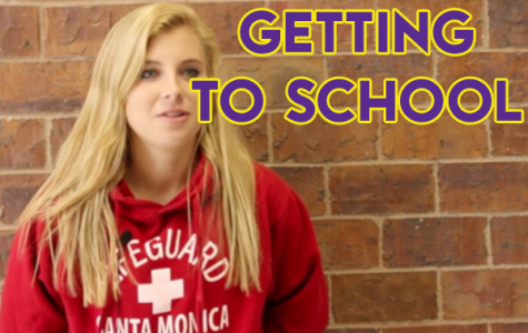 Video: Students explain the various ways they make it to and from school