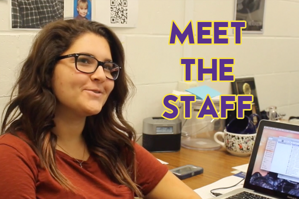Thunderbeat Close Up: S1:E6: Meet the Staff, Alli DeJohn