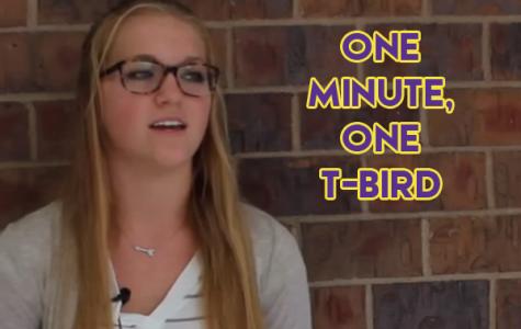 Thunderbeat Close Up: S1:E3: One Minute, One T-Bird: Laci Bordwell
