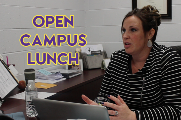 Video: Seniors and Dr. Pokorski explain the pros and cons of open campus lunch