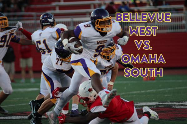 Football Stat Sheet: Bellevue West vs. Omaha South