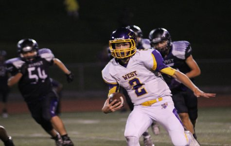 Kieser shows quarterback prowess early