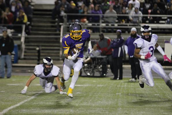 Football Stat Sheet: Bellevue West vs. Omaha Central