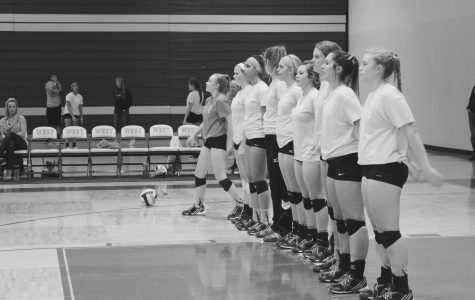 Video: Senior volleyball players spike their way out of the Thunderdome