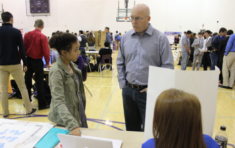 Junior research project fair moves to Bellevue West