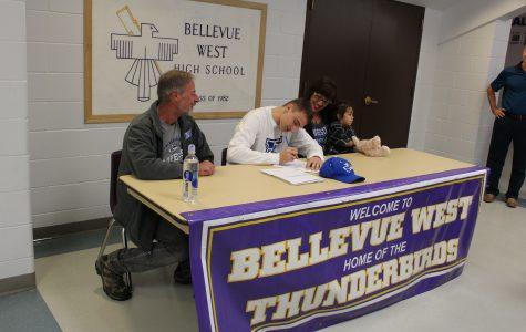 Jackson signs with University of Nebraska-Kearney