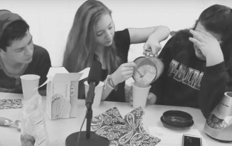 Video: Sassy Cookin S1:E6: Katie Ryckman, Jenna Hammond and Jacob Blaha make strawberry shakes… or smoothies… for Valentine's Day
