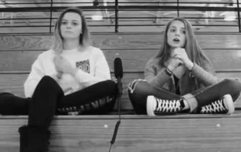 Video: West Weekly S1: E10: Jerri Brim and Sam Herall discuss district competitions and spring sports tryouts and also hint at surprises for next week