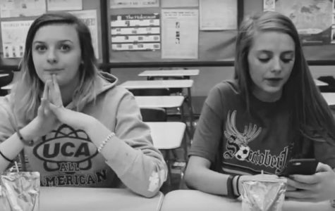 Video: West Weekly S1:E14: Sam Herall and Jerri Brim drink Capri Suns, discuss NESA and invade a social studies room