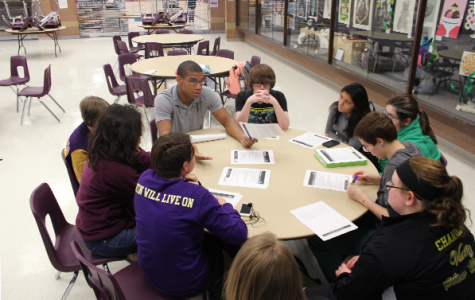 T-Bird Talks spark discussion among students