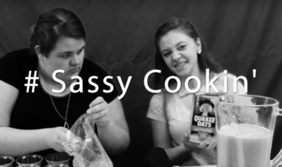 Video: Sassy Cooking S1:E9: Katie and Jenna make parfaits and smoothies with a little assistance from Jacob
